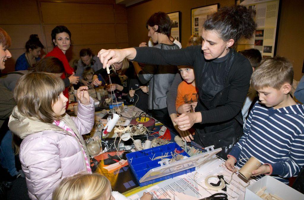 Reci lutka! Reciklažna radionica izrade lutaka za djecu i roditelje