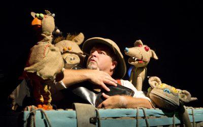 Doktor Dolittle – U lutkarsko s kauča