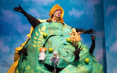 """Riječki lutkari postavili novu predstavu – """"Čarobnjak iz Oza"""""""